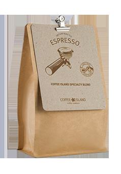 Espresso Coffee Island Specialty Blend