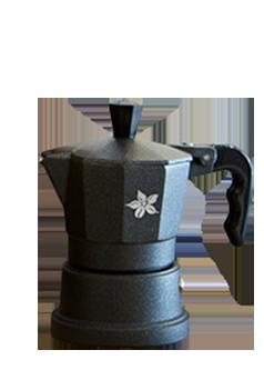 Espresso Stove Top Maker (black-1 cup)